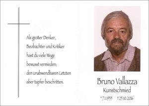 Bruno Vallazza cr