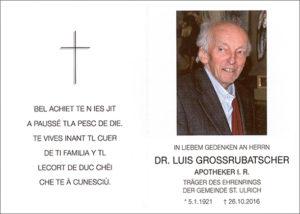 Luis Grossrubatscher cr