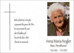 Anna Maria Nogler cr