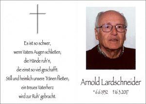Arnold Lardschneider cr