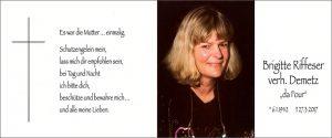 Brigitte Riffeser cr