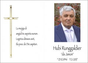 Hubi Runggaldier cr