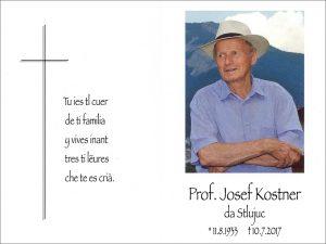 Josef Kostner cr