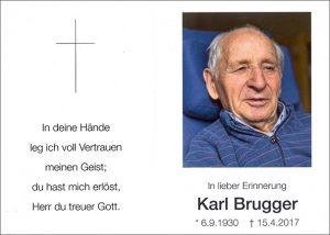 Karl Brugger cr