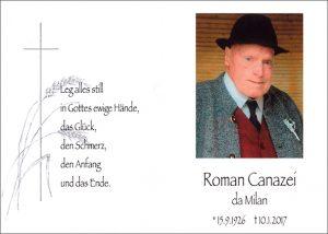 Romano Canazei cr