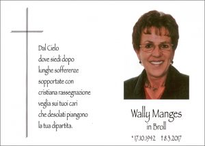 Wally Manges cr